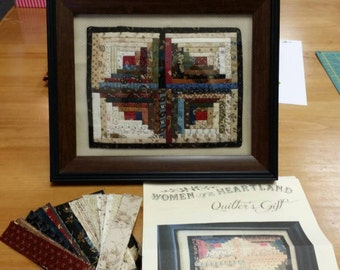 A Quilter's Gift Quilt Kit Civil War Reproduction Quilt Kit