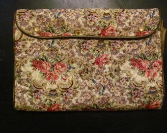 SALE! Was EUR 20,- - Now EUR 12,- !Original Vintage 1950s Hosiery Bag - Lingerie Bag - Mid Century - Vintage travelling accessoire
