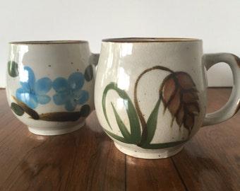 Pair of Otagiri Cups