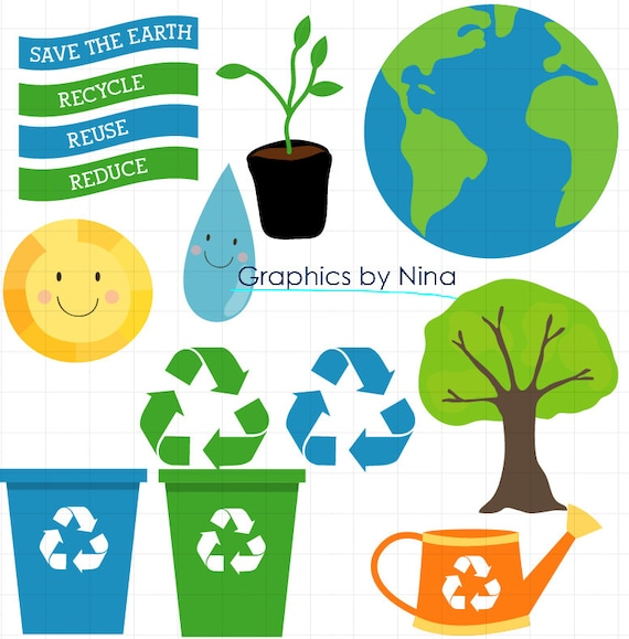 clipart save the earth - photo #33