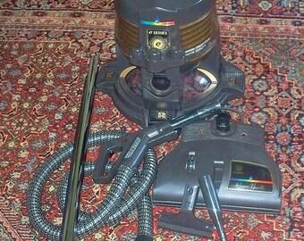RAINBOW Vacuum  Model E-2  w/ Powerhead ~ RexAir ~ L@@k