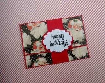 Christmas Gift Card Holder -- Christmas Money Holder --Christmas Card -- Christmas Money Holder