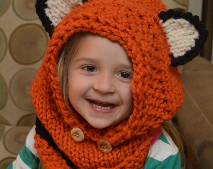 Failynn Fox Cowl -- IN STOCK