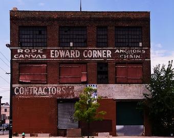 edward corner ©2008