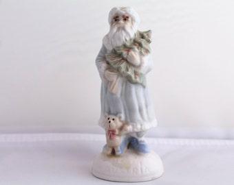 1980s Vintage Santas of The Old World Figurines 1904 Austria