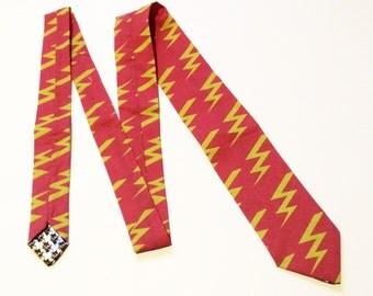 Flash necktie