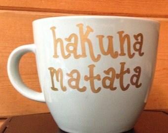Hakuna Matata mug