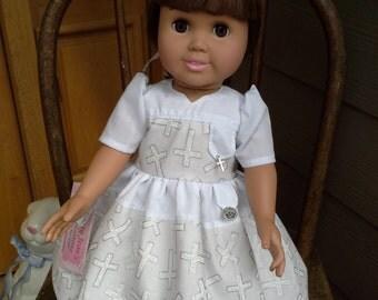 Vintage Doll Dress