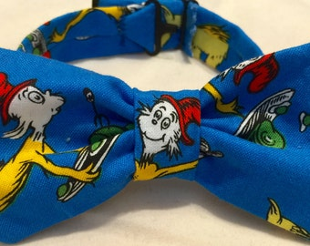 Kids Dr Seuss  Bow Tie