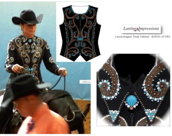 Western Show Jackets and Vests  - Lasting Impressions