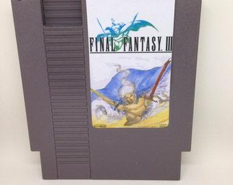 Final Fantasy 3 for NES