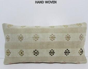 patio pillow throw pillow turkish carpet pillow ethnic pillow cover rug pillow kilim pillow cover furniture pillow large lumbar pillow F387