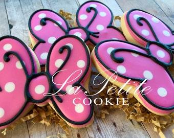 Bow Sugar Cookies (1 dozen)