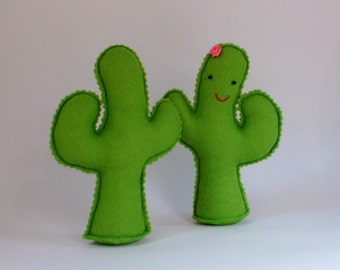 Cactus pin cushion,pincushion,sewing accessories,sewing gift,