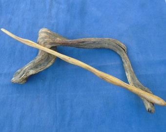 Long Staghorn Sumac wood wand. Large magic wand. Unique Magick wand. Your wand?