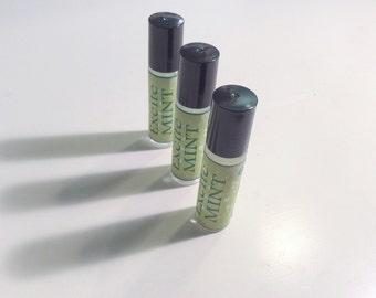 Excite MINT Perfume - Peppermint, Vanilla, & Marshmallow - Peppermint Perfume - Mint Perfume - Roll-on Perfume