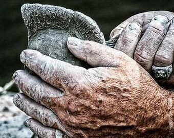 Ceramists Hands 2