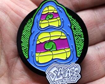 LA LA Soft Enamel Hat Pin