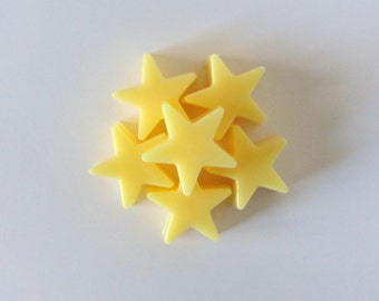 Lucky Star Soap, Childrens Soap, Scented Soap, Handcrafted Soap, Childrens Gift, Mini Soap