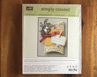 Stampin' UP! A Little Sumthin' Sumthin' Gift Box Project Kit