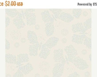 Extra 20% OFF 1/2 yard Flutter by The Quilted Fish for  Riley Blake blue butterfly