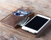 iPhone 6 Case, iPhone 6S Leather Case Wallet, iPhone 6 Leather Case Wallet, iPhone 6 PLUS Wallet, iPhone 6S Plus Wallet - [Listing #055]