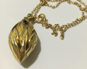 Vintage 1980s Fendi Necklace Charm