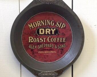 Coffee Tin wall art