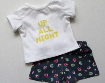 Pajama Set - American Girl Doll