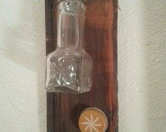 Barnard jar wallhanging