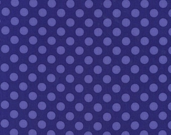 Michael Miller Fabrics - Ta Dot Violet - CX1492-VIOL-D