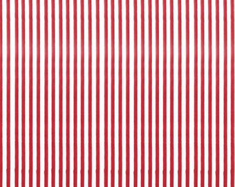 Loralie Designs - Lazy Stripe Red