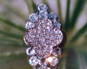 Clear Crystal Bindi