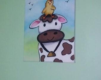 farm animal paintings