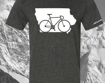 Iowa Bicycle T Shirt