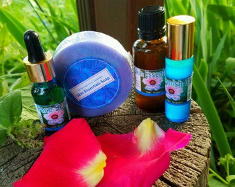 Complete Skin Essential Skin Care line
