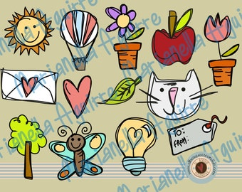More doodles!