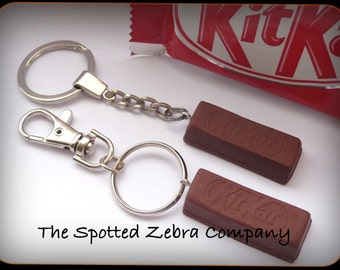 KitKat Keyring