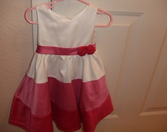 Girl's Party Dress - 24 Mos