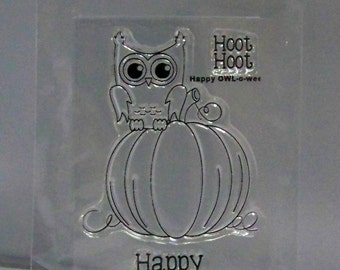 Happy OWL-oween by Jaded Blossom