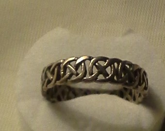 SALE - Mens Sterling Ring