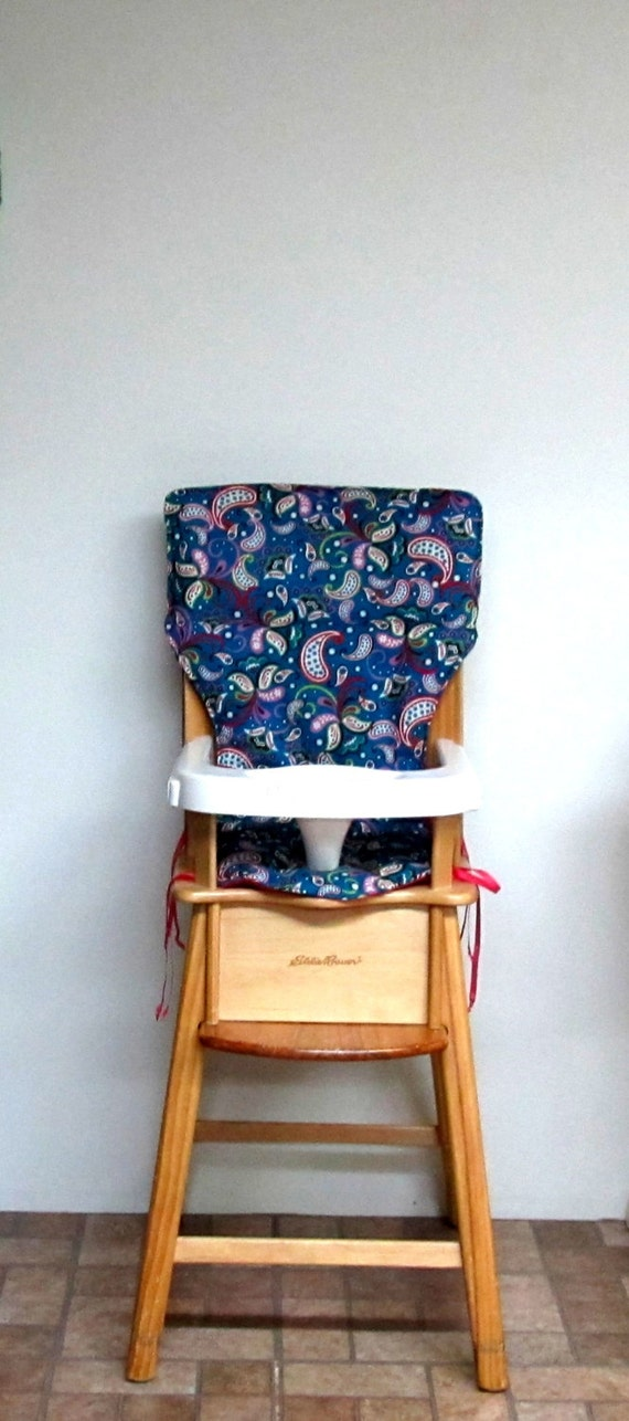 High Chair Pad Eddie Bauer Chair Cover Jenny By
