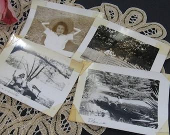 Vintage Photos Photography Paper Ephemera