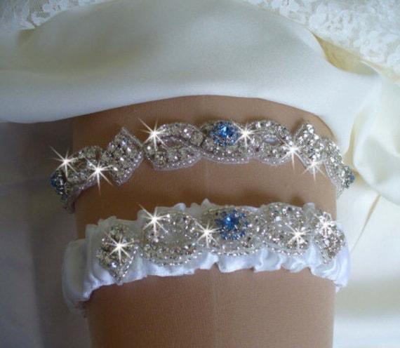 Wedding Dress Garter: Rhinestone Garter Wedding Garter Garters Wedding Gown