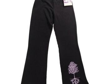 Gentle Peace Tree Yoga Pants