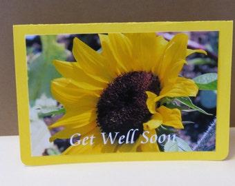 Get Well Soon Card, Greeting Card,