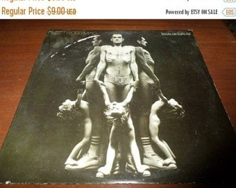 Save 30% Today Vintage 1974 LP Vinyl Record Fleetwood Mac Heroes Are Hard to Find Very Good Condition Reprise Records 1469
