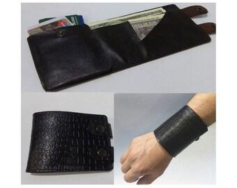 travel wallet black wallet travel accessories