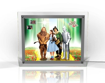 Back Lit Movie Film Cell The Wizard of Oz Judy Garland