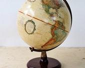Vintage Globe terrestre L...